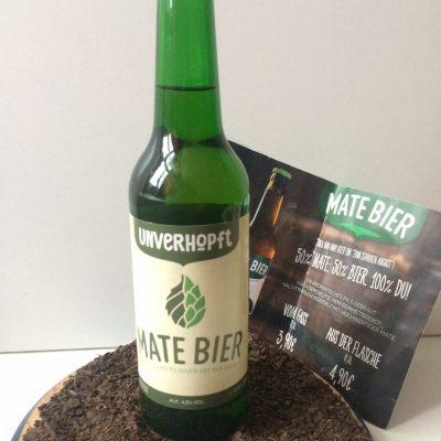 Mate-Bier mit gerostet Meta Mate 42